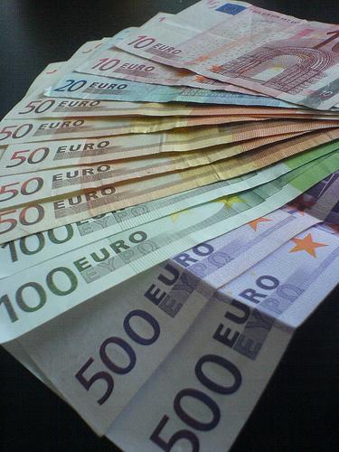 achtergrond euro