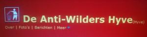 Tachtig uur werkstraf geëist tegen de beheerder van de Anti-Wilders-Hyve