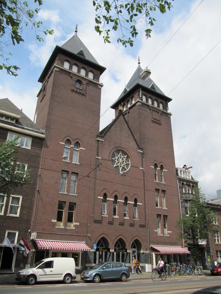 De Amsterdamse Fatih-moskee Foto:Iskander Smit (Flickr)