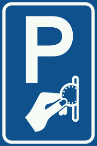 Parkeerbord Foto: Wikimedia Commons