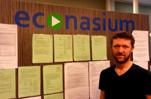 Econasium-coördinator Eelko Kruse. Foto: Menno Sedee