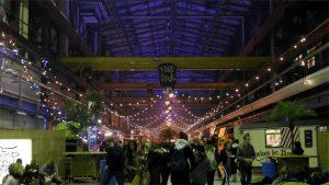 Het Food Soul Festival. (Foto: Friso Weijers)