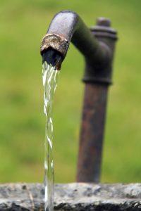 Een watertappunt. Bron: Compfight